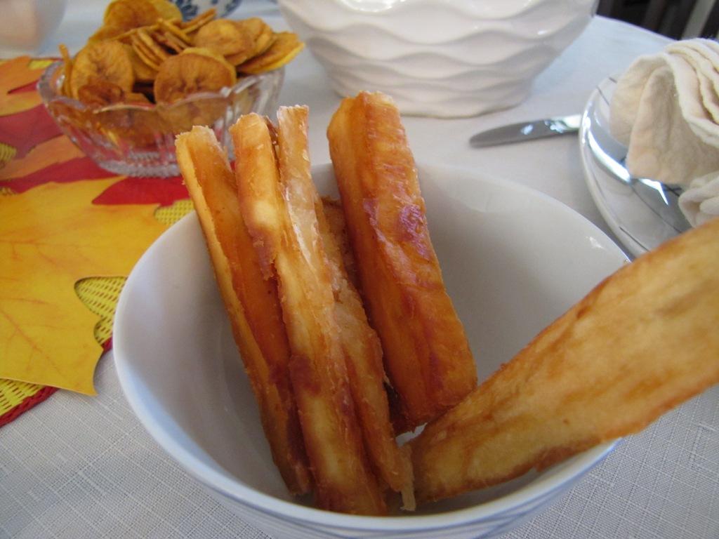 Yuca fries | Panchita's Recipes