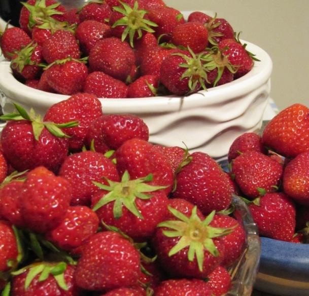 Mermelada de Fresa | Recetas de Panchita